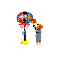 Cheap 2014 New Learning Education toys Baby Children Sports Toys SetToy basketball child fitness adjustable indoor outdoor casual ball