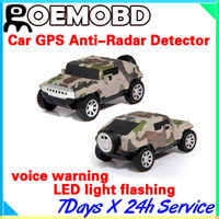 Gps Navigator 5 Windows CE 2014 Spring sales GPS Radar Detector English voice warning X,K,Ka,New K,Ku band and La Speed Control Detector