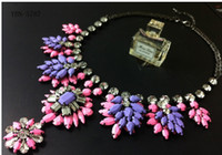 Wholesale Fashion Shourouk Style Necklace Newest Arrived at High Quality