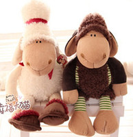 Wholesale Sample Order cm Baby Cute Soft Stuffed Animals Plush Toys Dolls Birthday Gift For Kids Toys For Children High Quality L560