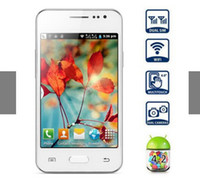 Android android 4.0 phone - HTM H9006 inch Mini NOTE Android SC6820 Ghz Smart Cell Phone Dual Sim Cards Camera WIFI Unlocked Dropship