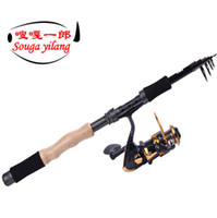 Ultra Heavy 2.1m Carbon Hot Sale Top Quality 2.1m Fishing Rod Pole Carbon With 3000 Fishing Reel Sea Rods Fishing Tackle Tools Accessories