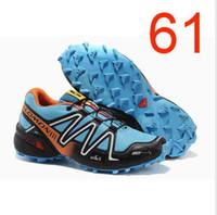 Wholesale Latest Colors Salomon speedcross salomon Running shoes Woman sport running shoes Womens sneakers