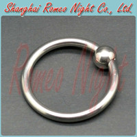 Steel Penis Rings Stainless steel Reusable Lightweight & Sturdy Stainless Steel Time Delay Cock Rings, Penis Rings, Great Sex Toy for Men, Adult Sex Products.