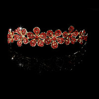 Wholesale Each one Butterfly Crown Combs Wedding Bridal Tiaras Jewelry Crystal Hair Ornaments Wedding Accessories Bridal Jewelry Sets