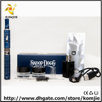 Electronic Cigarette Set Series Blue high quality micro g pen new snoop dogg The Game | Red G-Box atmos Grenco Science atmosRX Jr raw hookah pen vaporizer pen cloud 2.0wholesale