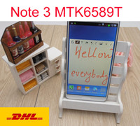 No Brand 5.7 MTK MTK6589T NOTE 3 Phone OTG 1GRAM 8G ROM n9000 Android4.3 13mp 1280x720 pixel air gesture s-pen 5.7inch IPS screen note3 3g gps IR-Remote DHL