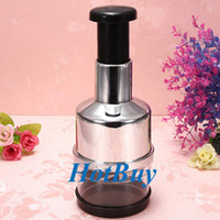 Wholesale Stainless Pressing Vegetable Onion Ginger Crush Garlic Chopper Cutter Slicer Peeler Dicer Kitchen Tool