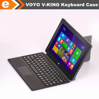Wholesale VOYO V KING Dedicated Magnetic Keyboard Case for inch VOYO WinPad A1 Tablet PC