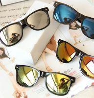 anti reflective glasses - Popular Fashion Sunglasses Reflective Anti Reflective Polarized lenses Unisex glasses Sunglasses Outdoor