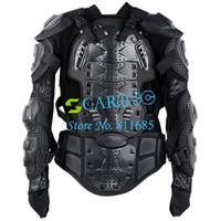 Wholesale Motorcycle Full Body Armor Jacket Spine Chest Protection Gear Size S TK0493