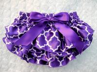 Wholesale Hot sale Baby girl Briefs underwear TUTU PP pants bloomers Ruffles dots pp pants kids toddler underwear clothing