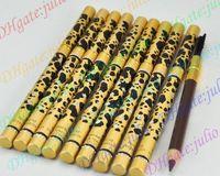 Wholesale Hot sale Leopard grain professional make up eyebrow pencil amp brush