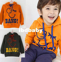 Wholesale BEST SELLER new baby boy Autumn sweater kids hoodies design winter wear Children Tops clothing C033