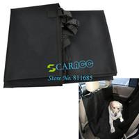 Wholesale Universal Car Rear Back Seat Cover Pet Mat Boot Protector Hammock Waterproof Cushion Protector Dog Pet