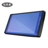 Cheap Rear view mirror monitor 9 mp5 car player high-definition digital screen lcd reversing h9 free shipping