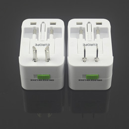 Wholesale Universal Multifunction Plug Adapter US UK AU EU Travel International Power Adapter Plug Converter V A