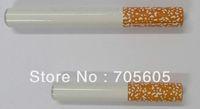 aluminum pipe fittings - 10pcs Dugout Cigarette Pipe cigarette fitter aluminum cigarette pipe mm