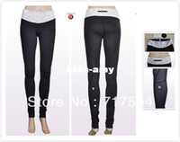 Wholesale 2014 Lululemon Speed Tight Pants gray lulu lemon women s yoga Sport wear fitness pants Size