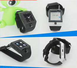 Wholesale MTK6577 dual core android smart watch phone ghz MB RAM GB ROM with capacitive screen I5S I5 S5 IS5 mobile GPS WIFI