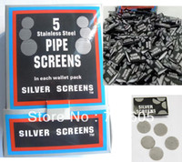Wholesale 2boxes mm Silver screens a small box screens