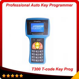 Wholesale V14 T code T300 AUTOMAN Key Programmer T300 Auto Key maker Spanish English T300 transponder key programmer