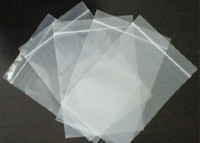 Wholesale 50pcs Clear OPP Bag Plastic bags Ziplock bag Packing Package Packaging Self Adhesive Sealed Clear Plastic Bags with x28cm free ship