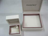 Jewelry Boxes Ring & Bracelet Plastic Ring Boxes & Bracelet Boxes, Original Pandora Packaging Boxes, Top Quality Velvet Boxes