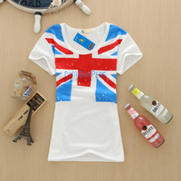 Wholesale Clothing apparel manufacturers to spread the supply Ladies Ladies Ladies summer female models bottoming shirt printing short sleeved t