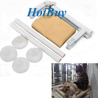 Wholesale New Portable Sunny Seat Window Mount Cat Bed Hammock Comfortable Cat Pet