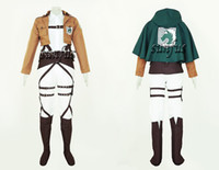 Unisex hitch - Attack on Titan AOT Shingeki no Kyojin Military Police Nile Dok Marlowe Freudenberg Hitch Cosplay cosmic costume anime any size