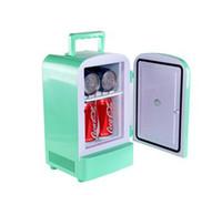 Refrigerators general box type 5 liter GPS New arrival 4l dual mini refrigerator insulin drug breast car refrigerator