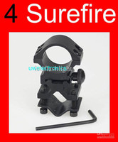 Wholesale Barrel mount FOR Ultrafire P G2 gun rifle Led Xenon CR123A RCR123A flashlight torch