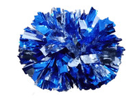 Wholesale High quality PVC game pompoms Cheap and practical Cheerleading products Color can free combination