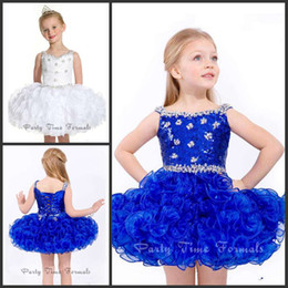 Wholesale 2014 Lovely Ball Gown Kids Pageant Dresses Spaghetti Sequins Crystal Beautiful Flower Girls Dress Party Gowns Online Shopping