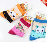 Wholesale 2014 Baby Socks Animal Boys Girls Socks Cartoon Cotton Kids Socks Baby Sock Kids Socks B3087