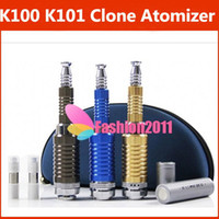 Newest E Cigarette Starter Kit Mech Mod K100 K101 with Recha...