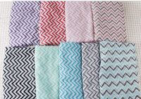 Wholesale 10pcs Fashion Chevron Wave Print Scarf Circle Loop Infinity Scarves