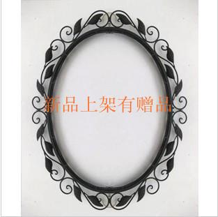 Iron Mirrors Vanity Mirror Iron Frame Bathroom Mirror Wrought Iron Dressing Mirror Frames