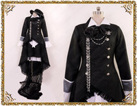 Wholesale Black Butler VI Vol Ciel Phantomhive Cosplay cosmic costume anime any size