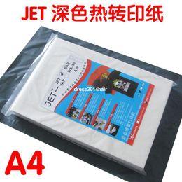 2017 heat sublimation paper Heat transfer sublimation paper Thermal transfer paper Heat transfer sublimation paper ,JET genuine A4 dark paper thermal transfer p