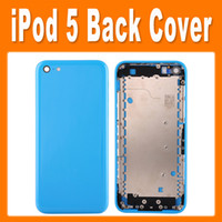 Wholesale Back Housing Cover Replacement For IPod Touch th Generation Blue With Competitive Price