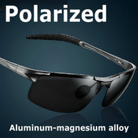 Wholesale Driving mirror night and day dimming night vision glasses polarized sunglasses male