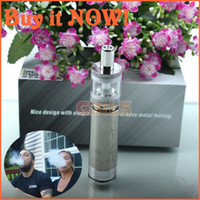 Electronic Cigarette stainless steel manufacturers - Manufacturer Kamry K103 Electronic Cigarette Mod K103 Atomizer Battery Huge Vapor With Full Stainless Steel Mechanical Mod Promotion