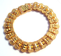 Wholesale Unisex Mens Women s K Gold Filled Bracelet