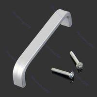 Ceramic star21702 Furniture Handle & Knob Free Shipping 5Pcs Lot Aluminum Alloy Cabinet Bathroom Kitchen Cupboard Drawer Door Knob Handle Grip