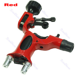 Wholesale 1PC Pro Motor Rotary Tattoo Machine Gun Newest For Artist High Quality Colors