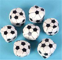 Big Kids soccer ball lots - Party Favor Soccer Kick Balls Hacky Sack Soccer Kick Balls MINI Vinyl Soccer Kick Ball cm dia