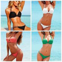 Bikinis Set Polyester Women Bikinis Women Fashion Sexy Bikini Swimsuit beachwear Swimwear beach swim wear Hot sale