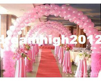 Wholesale Balloon festival supplies birthday party supplies wedding arches inch thick round pearl balloons